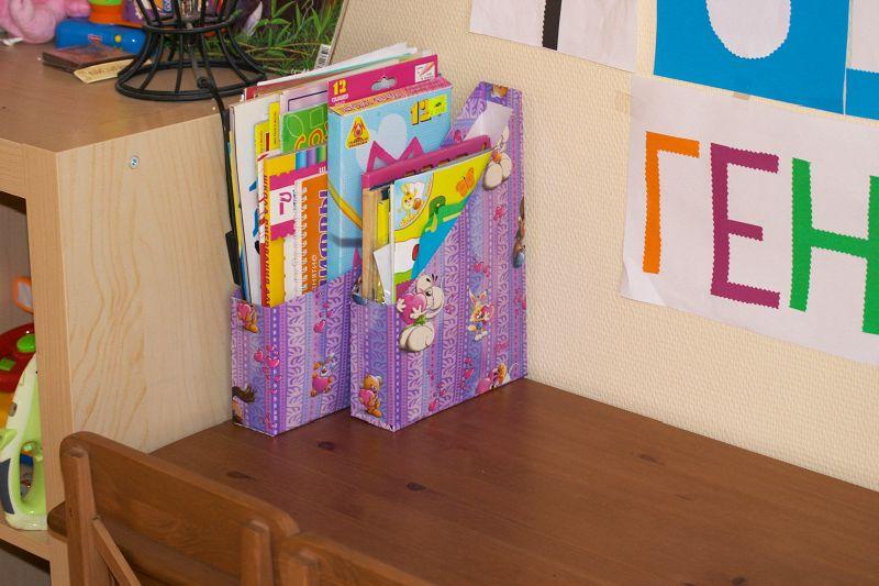Ящик для бумаги своими руками
