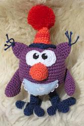 вязание крючком шапочка для малышей.