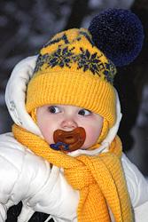 Шапочка и шарфик с норвежским узором от prime_kitty