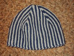 Вязаная шапка от Ирин@84