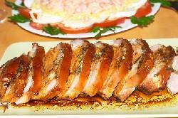 Мясо, приготовленное по рецепту Джейми Оливера