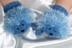 варежки мышки