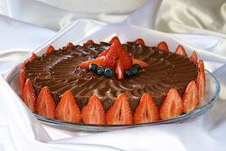 Торт «Шоколадная мечта»
