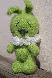 костюм зайца вязанный для малыша - Выкройки одежды для детей и взрослых.