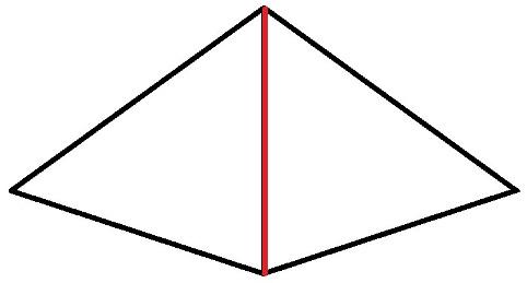 Как соединить две колючки у смешарика Ежика