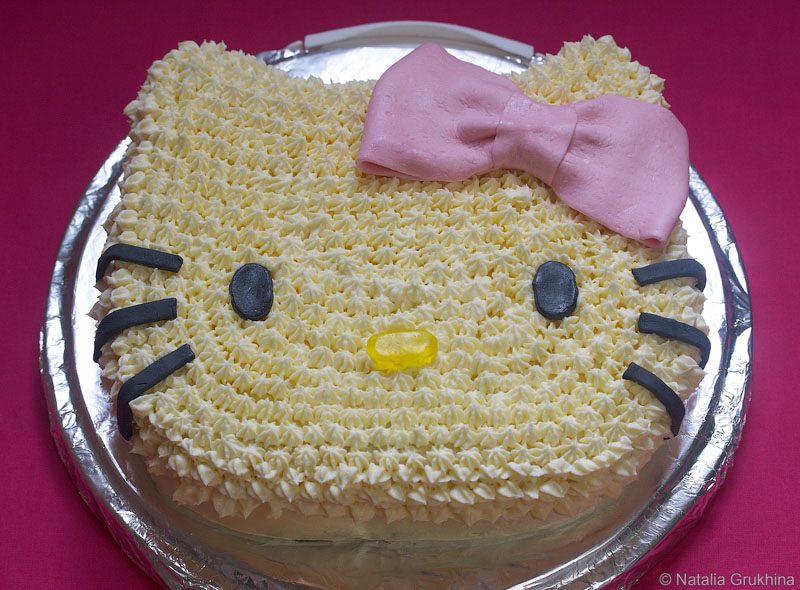 Детский тортик как приготовить #3
