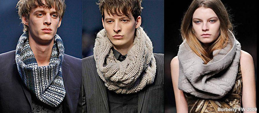 Одно из главных преимуществ cнуда перед классическим шарфом - это отсутствие длинных болтающихся концов.