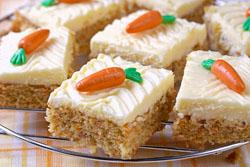 Вкусный морковный пирог. Рецепт приготовления