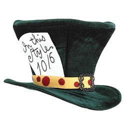 Шляпа-цилиндр для безумного шляпника