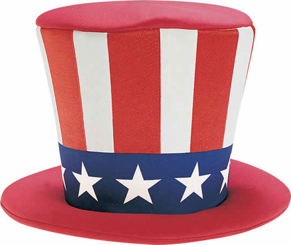 Шляпа клоуна своими руками