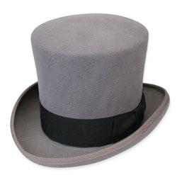 Шляпа-цилиндр для джентельмена