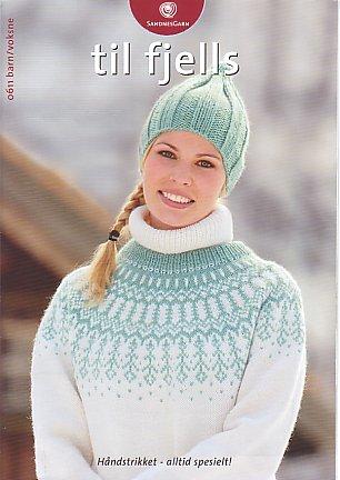 свитер с круглой кокеткой свитера и кофты схемы вязания