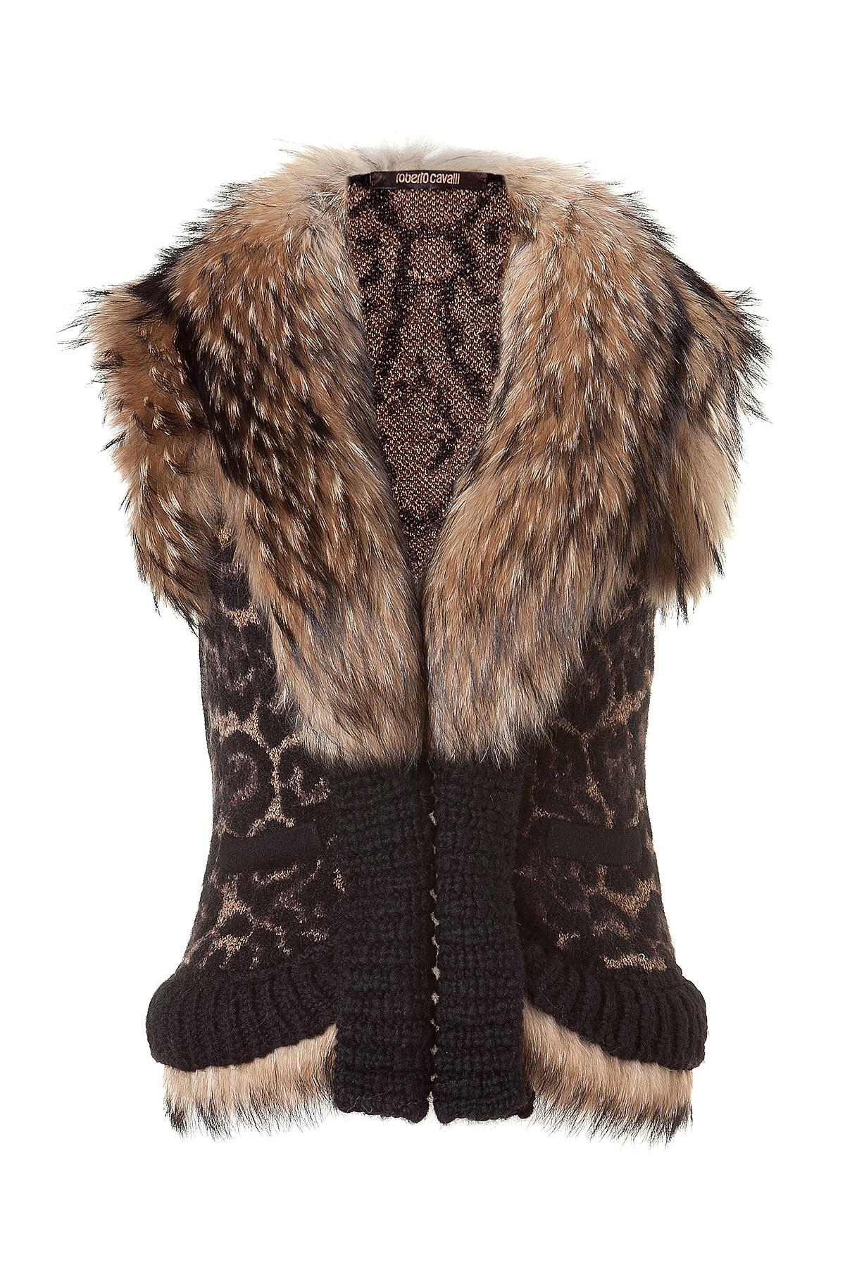 Куртки с меховой отделкой фото 8