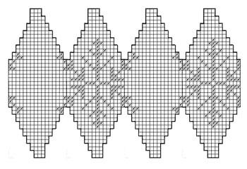 новинки вязания спицами схемы