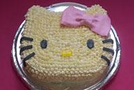 Торт «Hello Kitty»