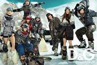 Зимняя коллекция D&G 2010