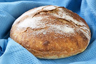 Хлеб без замеса (No-Knead Bread)